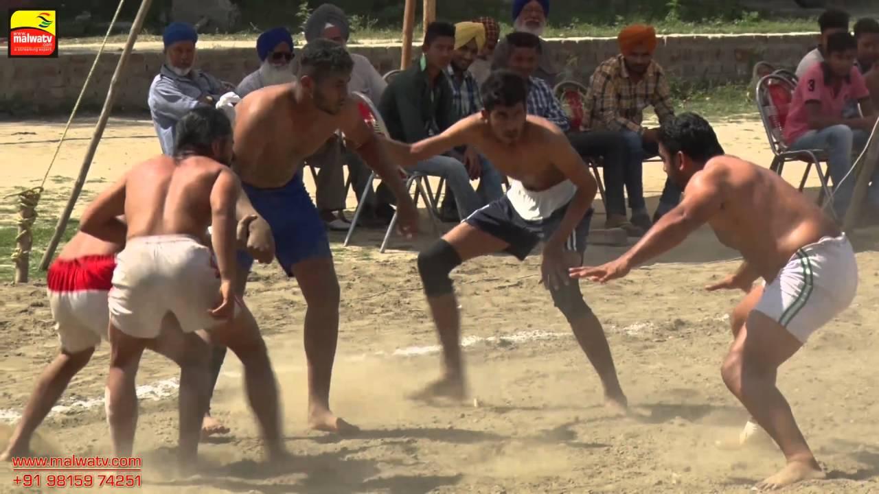 MURADPUR NARYAL (Hoshiarpur) | KABADDI - 2016 | Full HD | Part 2nd
