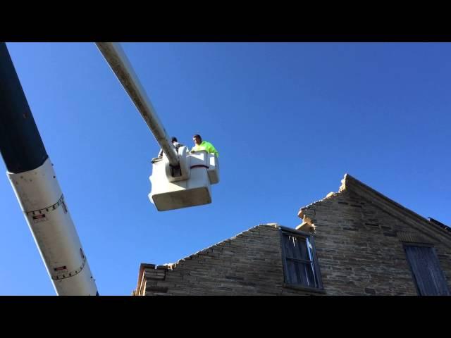 Horton Mill inspection, April 23, 2015