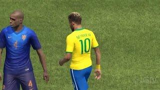pes 2015 gameplay em português HD 1080p