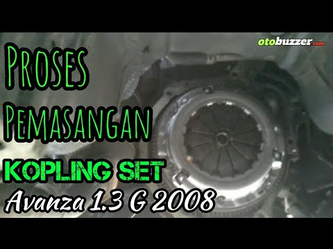 Kopling Grand New Avanza Toyota Yaris Trd Malaysia Proses Ganti Set 1 3 G 2008 Di Efrata Motor Bekasi