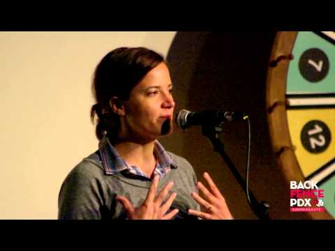Jessica Lee Williamson at Back Fence PDX: RUSSIAN ROULETTE 4/6/13