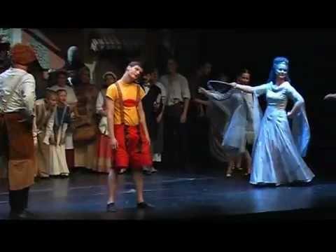 Teatergruppen Klima, Pinocchio - Den gode søn og Feens sang