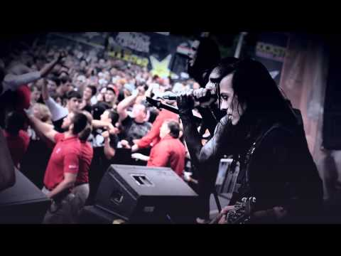 Motionless In White - America (Live from Mayhem)