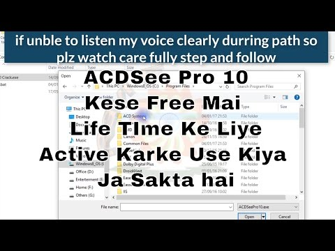 ACDSee Pro 10.0 Build 624 Full With life time actived [ hindi guide ] - Ravi Fichadia