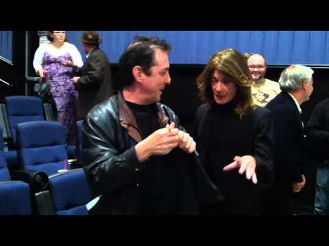 """Meeting Meg Foster at Screening of """"They Live!"""""""
