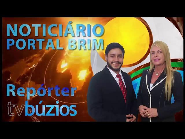 Repórter Tv Búzios - 129ª Edição