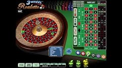 3 WHEEL ROULETTE online free casino SLOTSCOCKTAIL slot IGT
