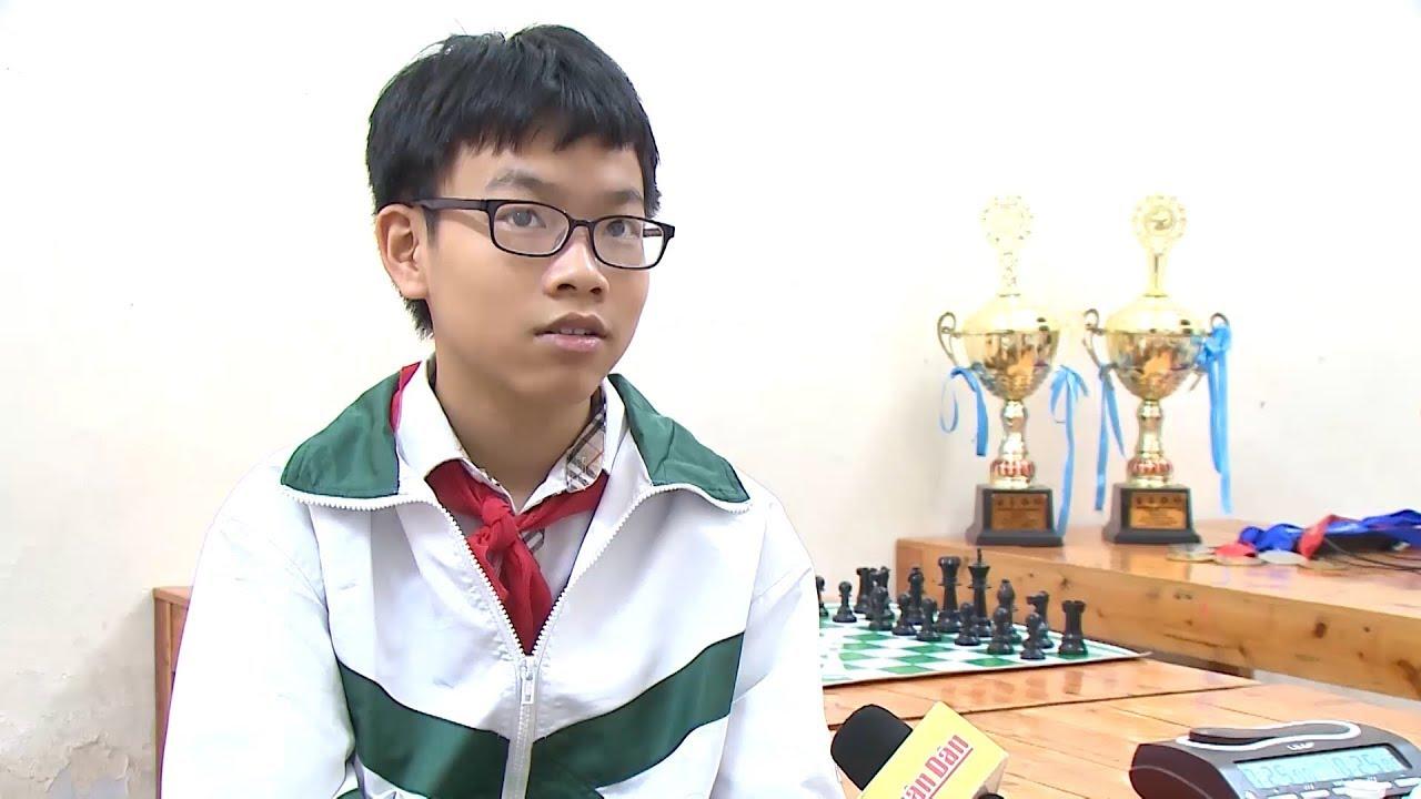 Gặp gỡ nhà vô địch cờ vua trẻ châu Á