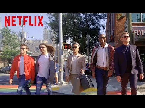 Queer Eye   Oficial HD  Netflix