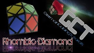 Rhombic Diamond - Tutorial