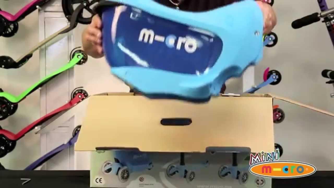 Micro Mini2Go Assembly Instructions