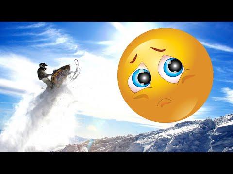 Вот и все накатались на снегоход Русская механика вектор 551, RM Vector 551i, Тайга Русская механика