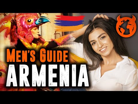 ARMENIA: The Nightlife, Women, Dating And Yerevan City Guide 🇦🇲 | Naughty Nomad