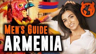ARMENIA: The Nightlife, Women, Dating and Yerevan City Guide