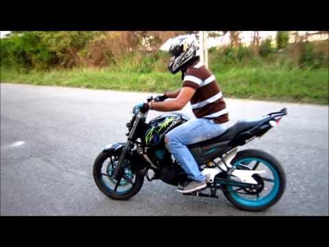 Yamaha FZ16 stun,Cali