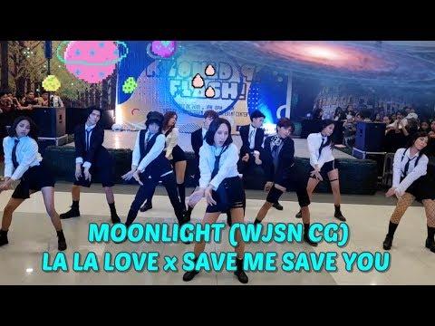 (WJSN CG) MOONLIGHT / COSMIC GAYS | LA LA LOVE X SAVE ME SAVE YOU | KZONED KPOP DANCE COVER