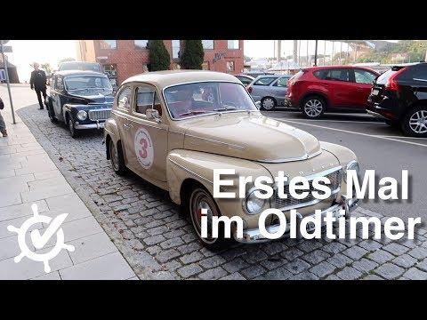 Im Oldtimer durch Göteborg - Vlog #3 - Europa 2 (Hapag-Lloyd Cruises, 2017)