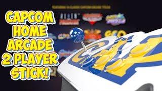 New Capcom Home Arcade Plug & Play! Like A Pandora's Box But More Expensive!