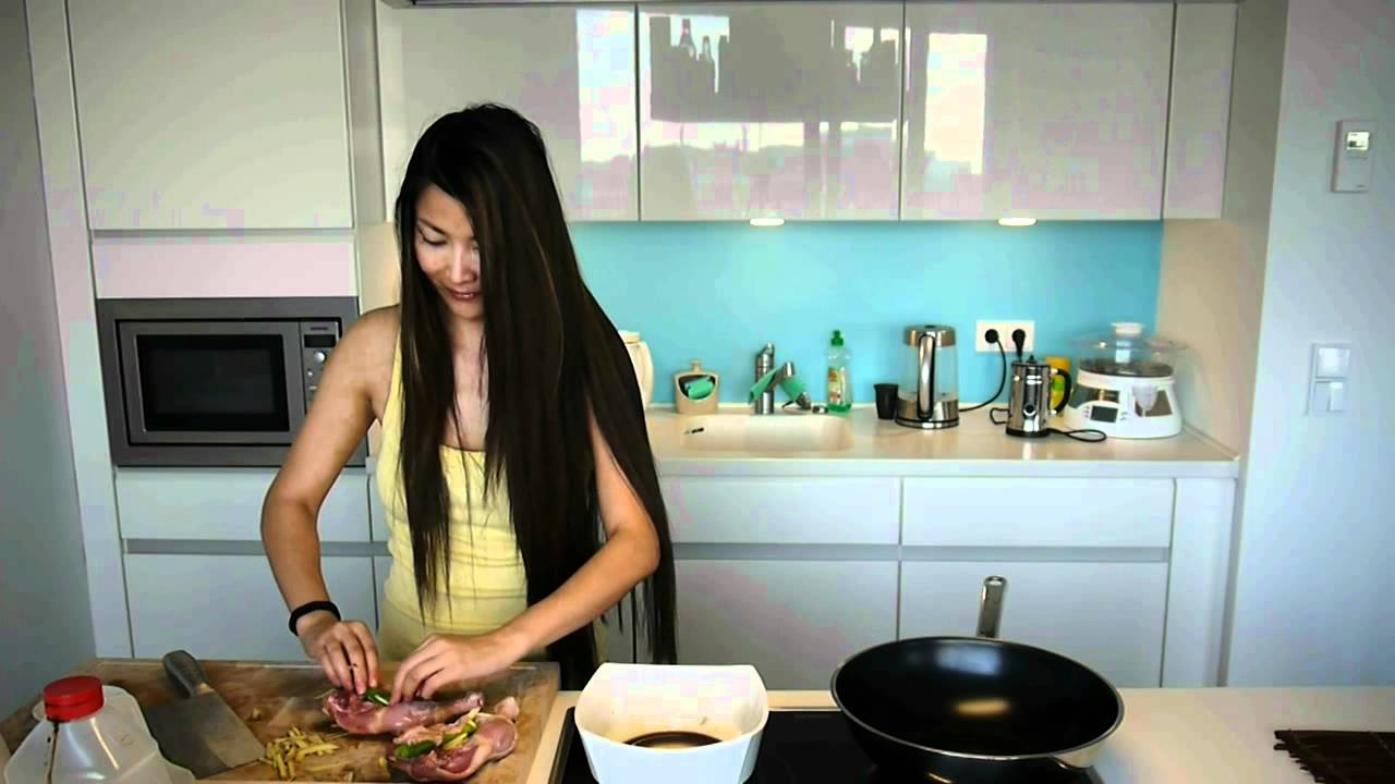 Fast Cooking - Crispy Roasted Chicken Leg - YouTube