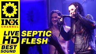 SEPTIC FLESH - Full Concert - Thessaloniki 7-3-2015