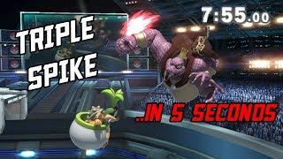 Fastest Stocks in Smash Ultimate #14