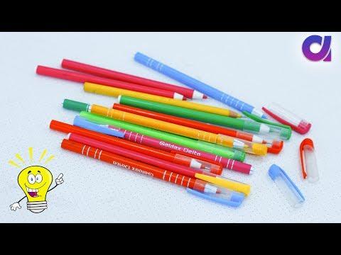 Best Use Of Waste pen idea | DIY ROOM DECOR | Artkala 386