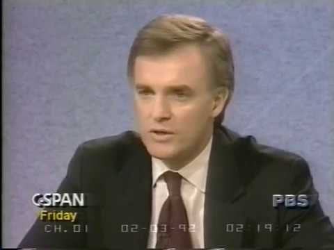 Democratic Primary Debate 02/03/92)