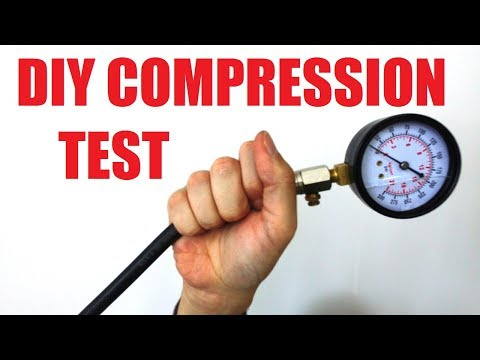 How to compression test your engine DIY