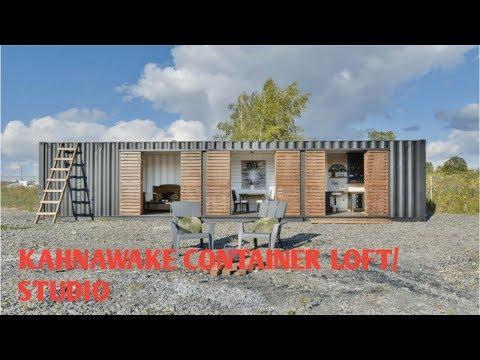 Beautiful Kahnawake Container Loft/Studio
