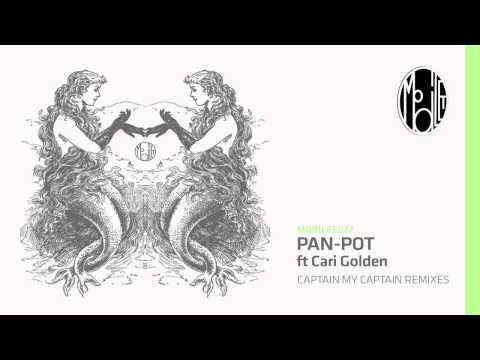 Pan-Pot feat. Cari Golden - Captain My Captain (Rodriguez Jr. Remix) - mobilee077