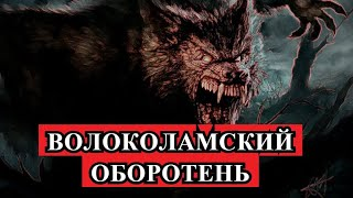 Волоколамский ОБОРОТЕНЬ. ШОК И УЖАС!!!