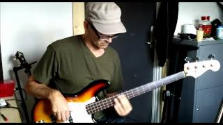 Fender Jazz Bass Fretless MIM tryout