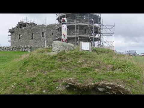 Shetland 2018 - Muness Castle & Uyeasound