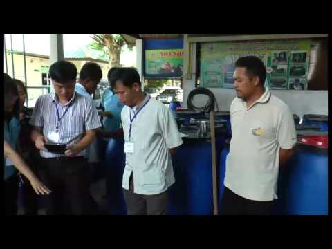 Demonstration of Biofertilizer and Bio-extract production