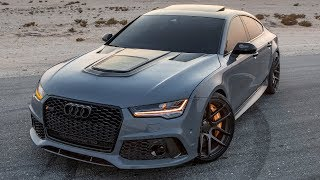 1of1! AIMING FOR 1000HP - 2018 AUDI RS7 PERFORMANCE - One of a kind! Special order, insane spec