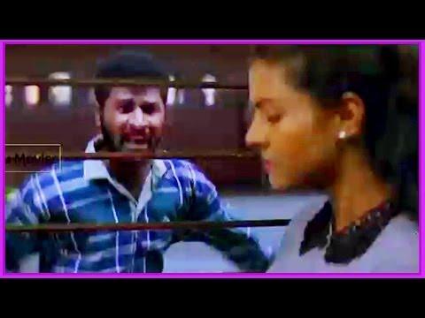 Prabhu Deva Trying To Convince Kajol - In Merupu Kalalu Telugu Movie
