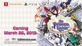 The Princess Guide - Alpana's Battle Clip (PS4/Nintendo Switch)