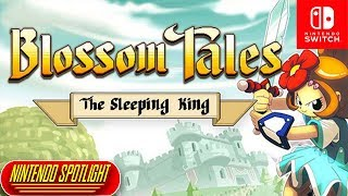 Blossom Tales: The Sleeping King [Nintendo Switch]