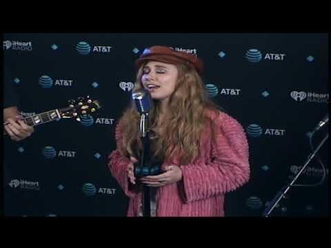 None - Haley Reinhart AT&T THANKS Sound Studio 4.17.19
