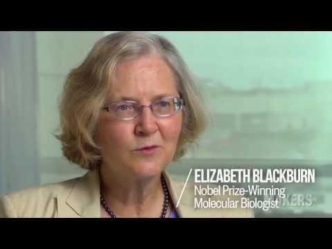 Elizabeth Blackburn: Nobel Prize Winner Says Who Needs Perfection?