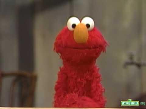 Sesame Street Little Chrissy Teaches Elmo Shagilanga