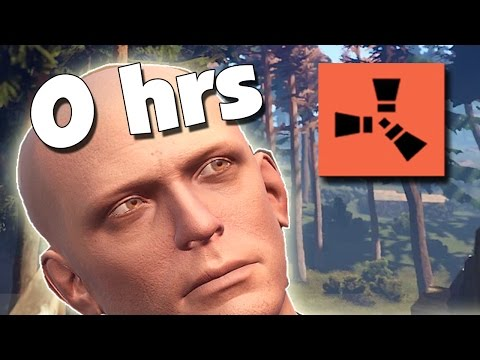 First Time RUST Player