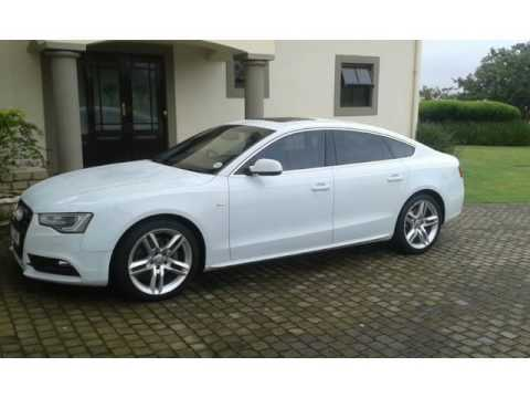 2013 audi a5 sportback s line 3 0 tdi quattro tiptronic auto for sale on auto trader south. Black Bedroom Furniture Sets. Home Design Ideas