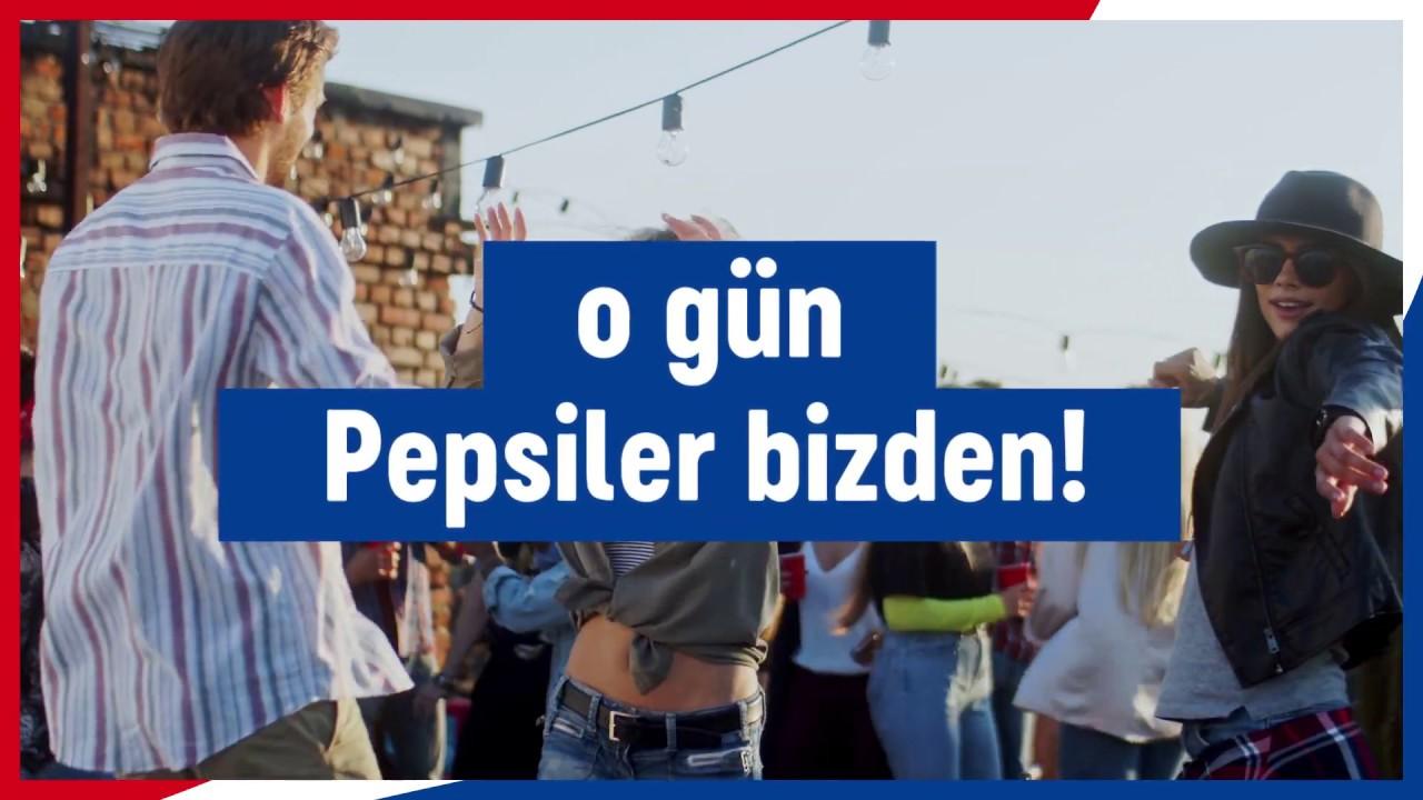 Çok yakında özlediklerimize tekrar kavuşacağız, o gün #PepsilerBizden!