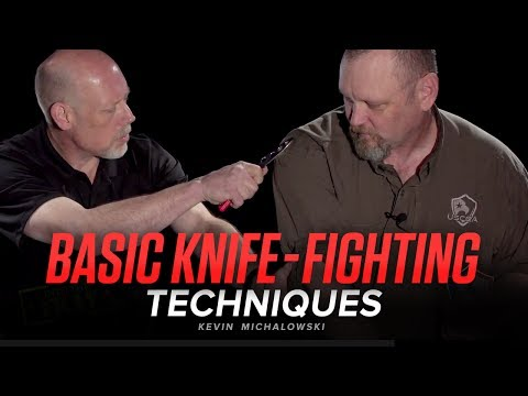 Basic Knife-Fighting Techniques: Into The Fray Episode 168