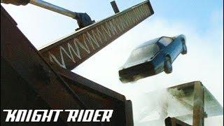 K.I.T.T. entkommt der Schrottpresse   Knight Rider Deutschland thumbnail