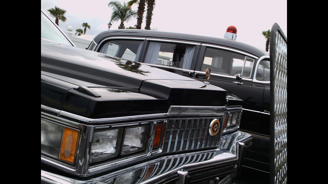 1978 Cadillac Flower Car Blk Db062212 Youtube