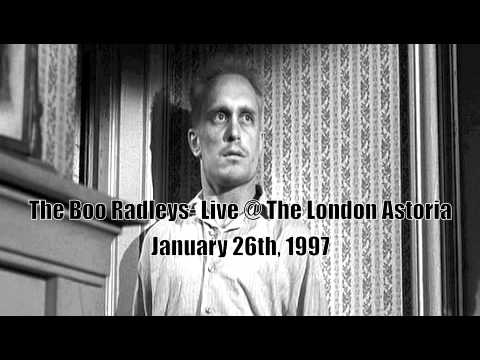Boo Radleys Live @ The London Astoria January 26th 1997