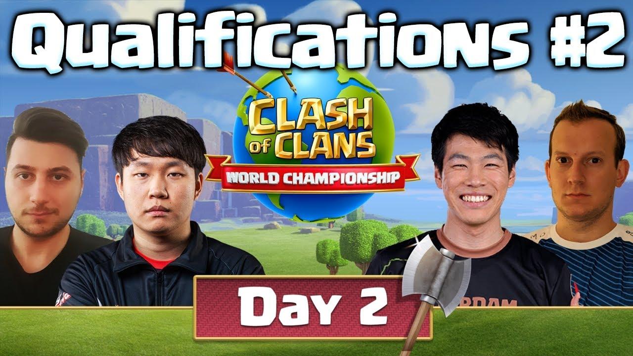 Qualifications Championnats du Monde #2 | Jour 2