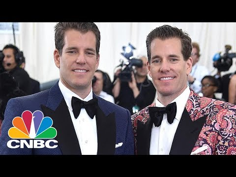 The Winklevoss Twins Take A Shot At Old People Who Don't Get Bitcoin | CNBC